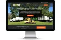 Advantage iT Solutions Web Portfolio - Woodvale Tree Services