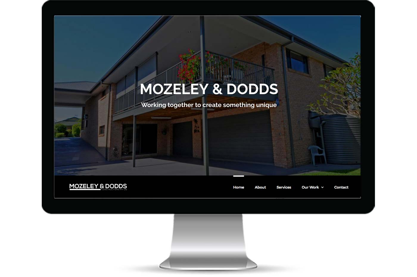 Advantage iT Solutions Web Portfolio - Mozeley & Dodds