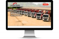 Advantage iT Solutions Web Portfolio - Coastwide Concrete Pumping