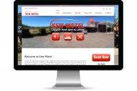 Advantage iT Solutions Web Portfolio - Kew Motel