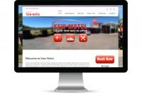 Advantage iT Solutions Web Portfolio - Kew Motel