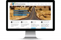 Advantage iT Solutions Web Portfolio - Life Moves Coaching
