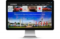 Advantage iT Solutions Web Portfolio - Manning Valley Automotive