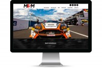 Advantage iT Solutions Web Portfolio - Miedecke Stone Motorsport