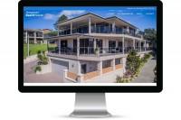 Advantage iT Solutions Web Portfolio - Hargraves Beach House